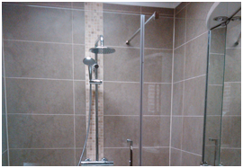 Badkamer Muur Bouwen : Badkamer betegelen renovatiegroep uw rechterhand bv