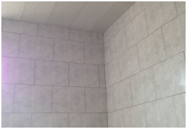 Badkamer betegelen - Renovatiegroep Uw Rechterhand BV