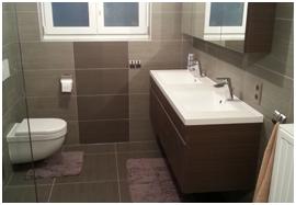 Badkamermeubel plaatsen - Renovatiegroep Uw Rechterhand BV