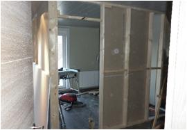 Muur bouwen - Renovatiegroep Uw Rechterhand BV