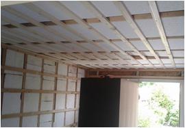 Plafond carport maken – Aanbouw huis voorbeelden