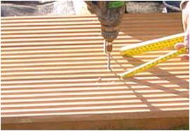 Vlonder maken renovatiegroep uw rechterhand bv for Zelf zoldertrap maken