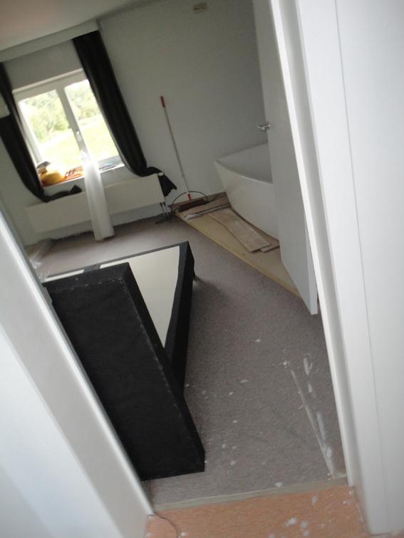Slaapkamer-en-bad - Renovatiegroep Uw Rechterhand BV