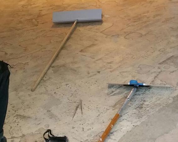 Vloer egaliseren renovatiegroep uw rechterhand bv